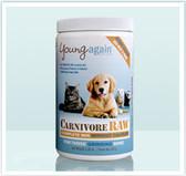 Young Again Carnivore Raw Supplement without Calcium (1.25 lb.)