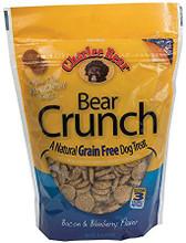 Charlee Bear Grain Free Bacon/Blueberry Dog Treats, 8 oz.