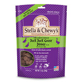 Stella & Chewy's Freeze Dried Duck Duck Goose for Cats (Choose size to view price)