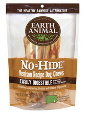 Earth Animal No-Hide Venison Chew (Choose size to view price)