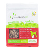 Small Batch Freeze Dried Beef Bites, 7 oz.