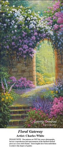 Charles White Cross Stitch Patterns | Floral Gateway
