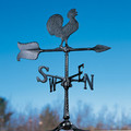 24 Inch Rooster Accent Weathervane
