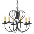 Georgetown Chandelier, Large