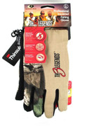 Mossy Oak The 3 Legends Professional Insulated Fishing Gloves Large/X-Large
