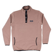 Simply Southern Ribbed Pullover Mocha