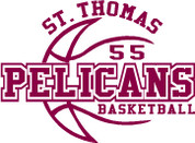 ST THOMAS (Basketball-14) HOODIES