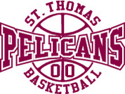 ST THOMAS (Basketball-23) HOODIES