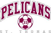 ST THOMAS (Soccer-39) SHIRTS