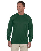 788 100% Polyester Dri-Fit Short-Sleeve T-Shirt - Dark Green