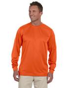 788 100% Polyester Dri-Fit Short-Sleeve T-Shirt - Orange