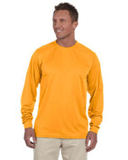 788 100% Polyester Dri-Fit Short-Sleeve T-Shirt - Golden Yellow