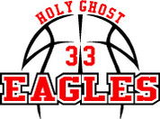 HOLY GHOST (Basketball-12) HOODIES