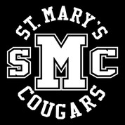 ST MARY'S (Spirit-13) CAR DECAL - 1 Color