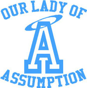 Our Lady of  Assumption (Spirit-11) HOODIES
