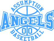 Our Lady of  Assumption (Basketball-23) HOODIES