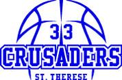 ST THERESE Crusaders (Basketball-12) HOODIES
