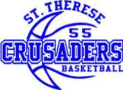 ST THERESE Crusaders (Basketball-14) HOODIES