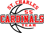 St Charles (Basketball-14) SHOOTING SHIRTS