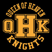 QUEEN OF HEAVEN (Spirit-13) CAR DECAL - 1 Color