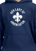 Our Lady of Annunciation (Spirit-11) HOODIES