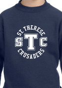 ST THERESE Crusaders (Spirit-13) SWEATSHIRTS
