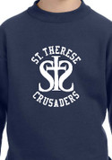ST THERESE Crusaders (Spirit-11) SWEATSHIRT