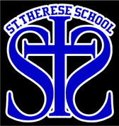 ST THERESE Crusaders (Spirit-42) CAR DECAL (750pcs/ BULK PRICING)
