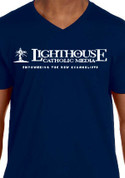 SHIRTS - V-NECK - Lighthouse Catholic Media (02)