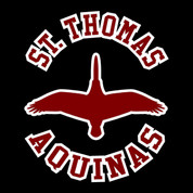 ST THOMAS (Spirit-11) CAR DECAL - 2 Color