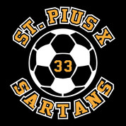 St Pius Sartans (Soccer-11) SHIRTS