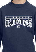 ST THERESE Crusaders (Spirit-06) SWEATSHIRTS