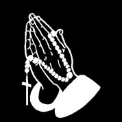 Pray-02 (CAR DECAL)