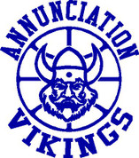 Our Lady of Annunciation (Basketball-51) CAR DECALS