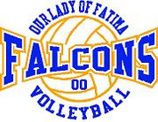 Our Lady of Fatima (Volleyball-23) DRI-FIT LADY