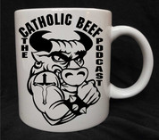 The Catholic Beef - Coffee Mug