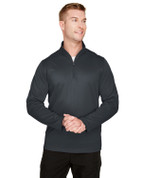 M748 Harriton Dri-Fit Quarter-Zip