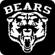 Bears - Car Decal