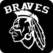 Braves - Car Decal