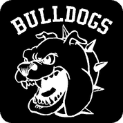Bulldogs - Car Decal