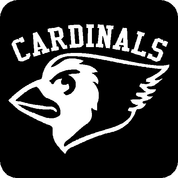 Cardinals - Car Decal