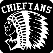 Chieftans - Car Decal