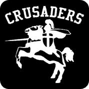 Crusaders - Car Decal