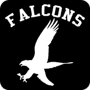 Falcons - Car Decal