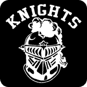 Knights - Car Decal