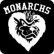 Monarchs - Car Decal