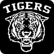 Tigers - Car Decal