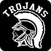 Trojans - Car Decal