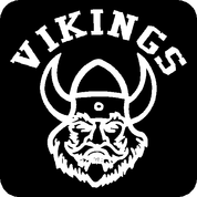 Vikings - Car Decal