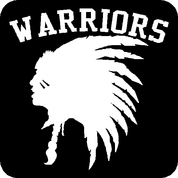 Warriors - Car Decal